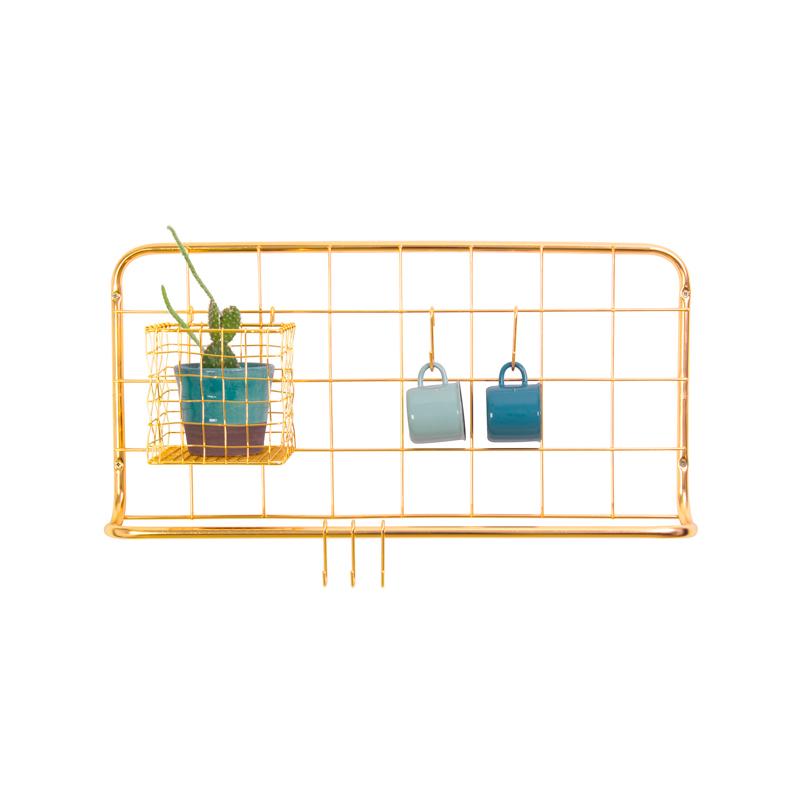 Memo Board Wilton - Present Time - metal - estanteria oficina - Liderlamp