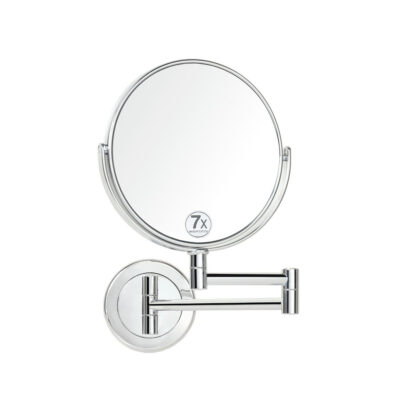 Espejo de pared - aumento - Andrea House - - metal - bano - Liderlamp (2)