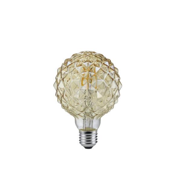 Bombilla Ambar E27 4W - LED - decorativa - Trio Iluminacion - Liderlamp