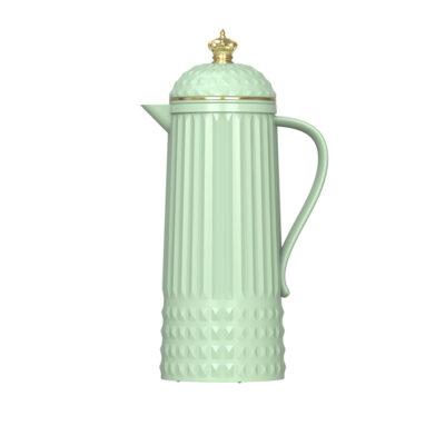 Jarra Termica Crown - menaje - verde mint - Present Time - Liderlamp (1)