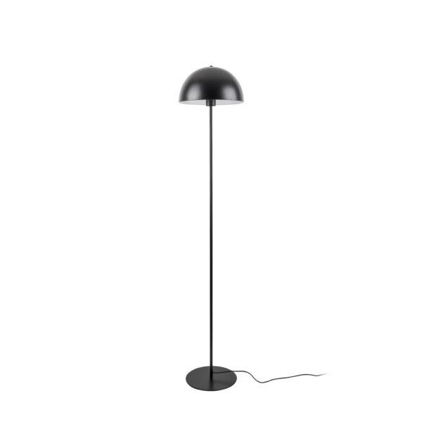 Pie de Salon Bonnet - Negro - metal - lampara techo - Present Time - Liderlamp (2)
