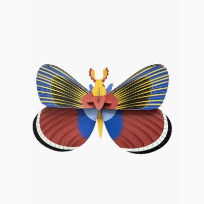 Butterfly Gigante - 3D - Studio Roof - decoracion mural - Liderlamp (1)