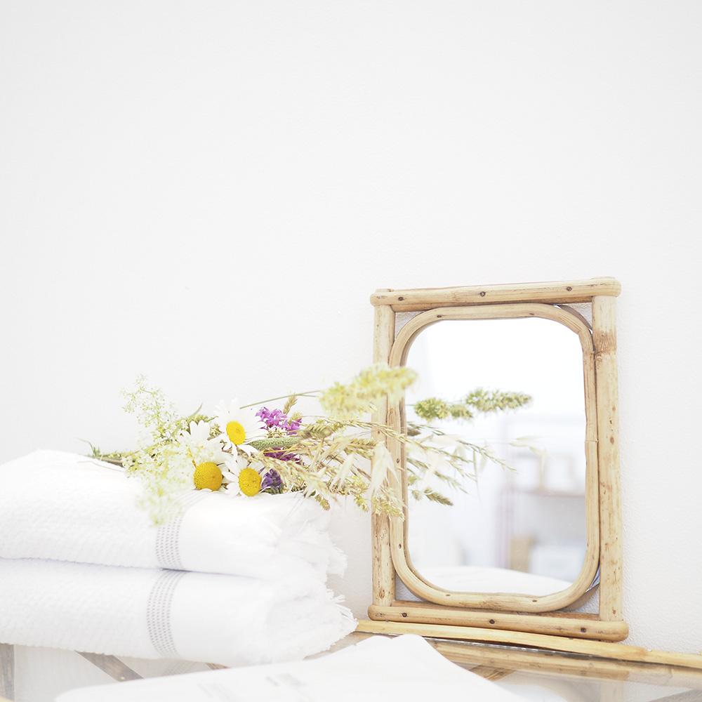 Espejo Bambu Jude - Madam Stoltz - natural - artesano - Liderlamp (1)