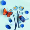 Fungus Beetle - 3D - Studio Roof - decoracion mural (1)