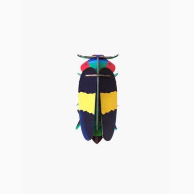 Jewel Beetle - 3D - Studio Roof - decoracion mural - Liderlamp (1)
