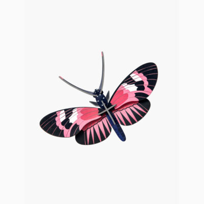Longwing Butterfly - 3D - Studio Roof - decoracion mural - Liderlamp (3)