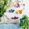 Longwing Butterfly - 3D - Studio Roof - decoracion mural - Liderlamp (3)