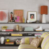 Pantalla Hexagonal Magnolia - HKliving - sobremesa - lampara de mesa - Liderlamp (1)