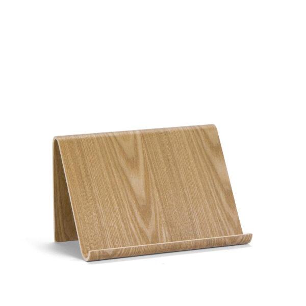 Soporte Tablet Phil - madera sauce - atril - Andrea House - Liderlamp (1)