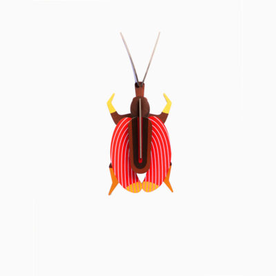 Violin Beetle - 3D - Studio Roof - decoracion mural - Liderlamp (1)