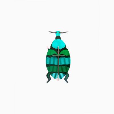 Weevil Beetle - 3D - Studio Roof - decoracion mural - Liderlamp (1)