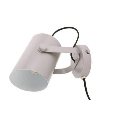 Aplique Snaz - habitaciones ninos jubeniles - metal mate - Liderlamp