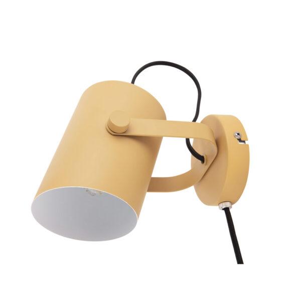 Aplique Snaz - habitaciones ninos jubeniles - metal mate - Liderlamp (5)