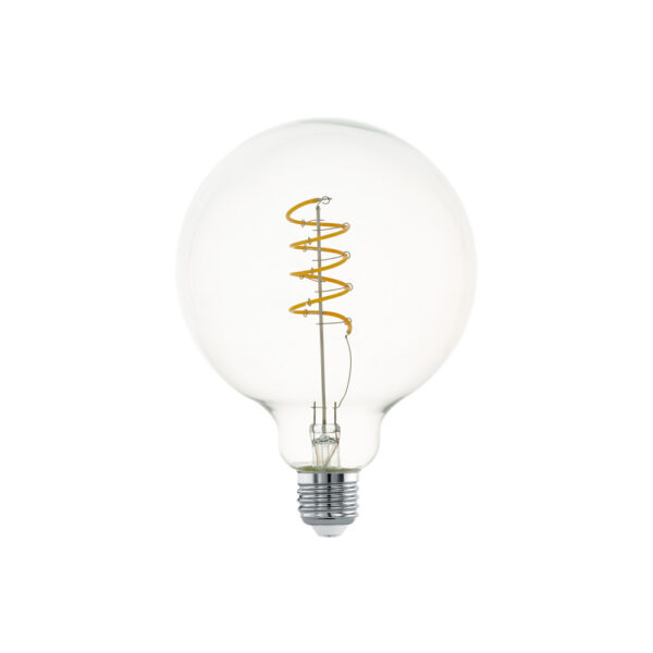 Bombilla Globo - E27 - 4W LED - Luz calida - 2700K - Liderlamp