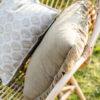 Cojin de Lino Mahe - 45x45 - textiles hogar - color crudo - flecos - Liderlamp (1)