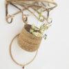 Estanteria bambu con perchas - Madam Stolz - almacenaje pared - bano - Liderlamp (4)