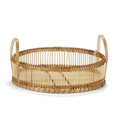 Bandeja Chardon - Grande - color natural - bambu - menaje - Liderlamp (2)