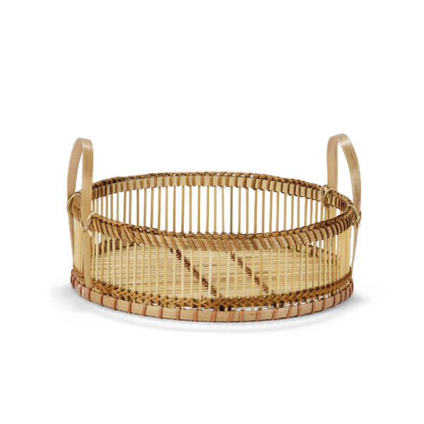 Bandeja Chardon - Pequena - color natural - bambu - menaje - Liderlamp (2)