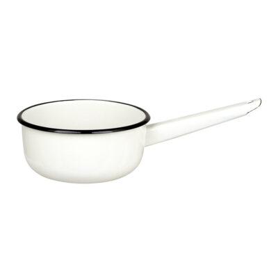 Cazo de peltre - Blanco - decoracion cocina - estilo retro - Liderlamp (1)
