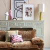 Cojin Doris Vintage - Flores - 30x40 cm - HK Living - textil - regalo deco - Liderlamp (1)