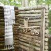 Estanteria bambu con perchas - Madam Stolz - almacenaje pared - bano - Liderlamp (1)