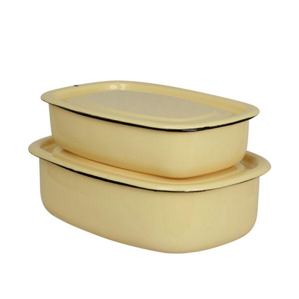Fuente de Horno Bruna - Amarilla - deco cocina - reposteria - bandeja - Liderlamp (9)