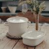 Fuente de Horno Bruna - Blanco - decoracion cocina - reposteria - bandeja - Liderlamp (2)