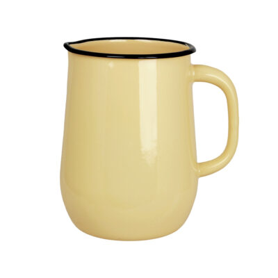 Jarra de Peltre - Amarillo - decoracion cocina - jarron - retro- Liderlamp (1)