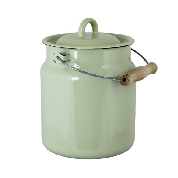 Lechera Bruna - Verde Antiguo - decoracion cocina - almacenaje - retro - Liderlamp (1)