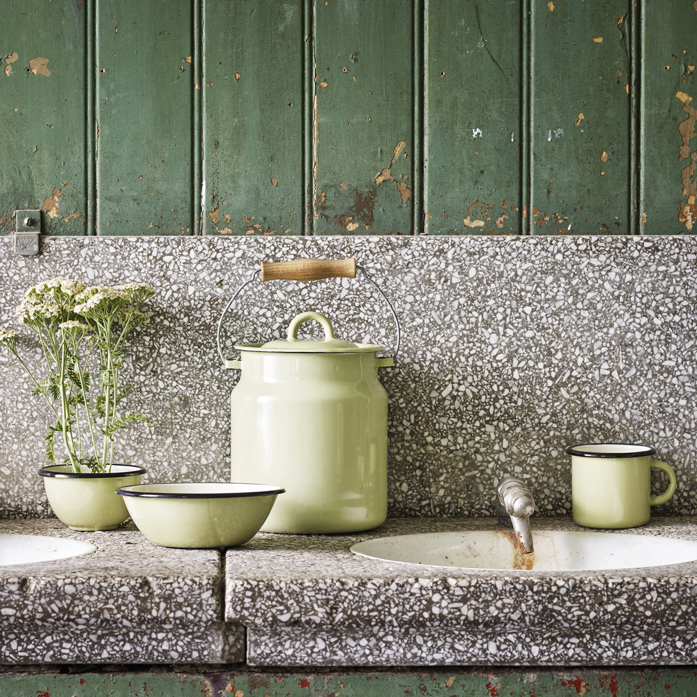 Lechera Bruna - Verde Antiguo - decoracion cocina - almacenaje - retro - Liderlamp (2)