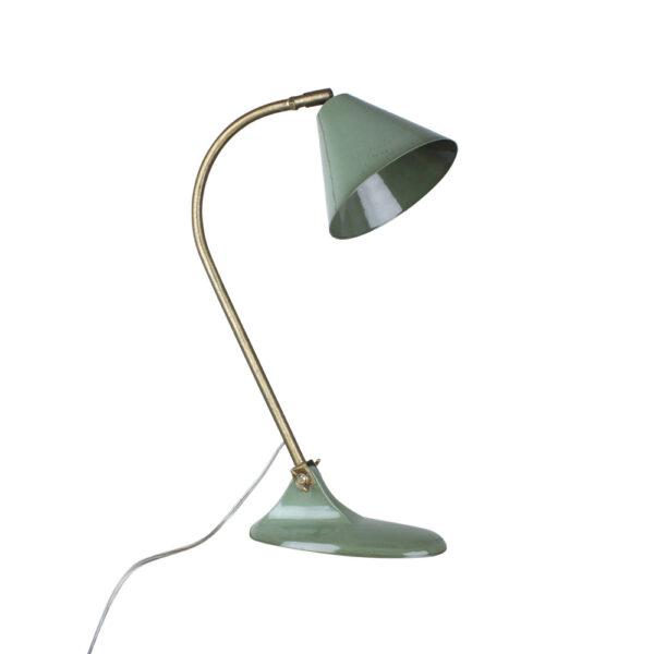 Sobremesa Alexo - Verde y laton- artesano - vintage - estilo retro nórdico - Liderlamp (3)