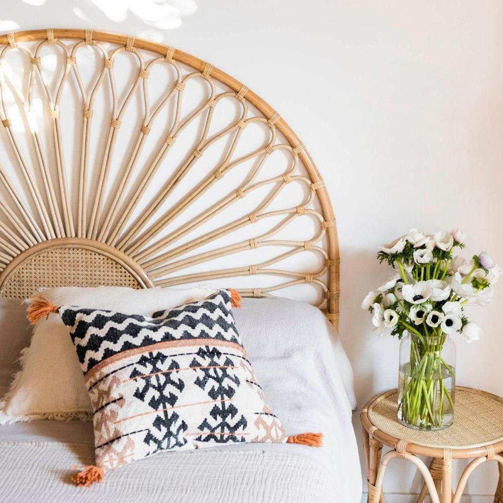 Cabecero de Ratan Cosmo - decoracion dormitorio - escandifornia - Liderlamp (5)