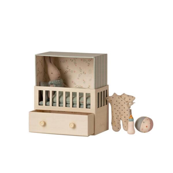 Conejito Bunny Micro + Habitacion Mint - regalo ninos - juguetes - Liderlamp (1)