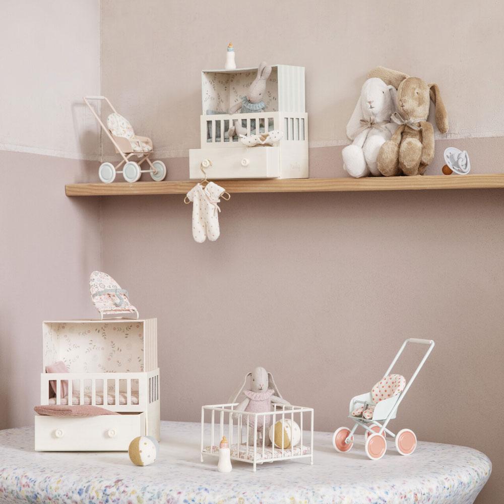 Conejito Bunny Micro + Habitacion Mint - regalo ninos - juguetes - Liderlamp (2)