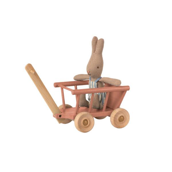 Vagon Rosa – Micro & Big - Maileg - casa de munecas - juego ninos - Liderlamp (2)