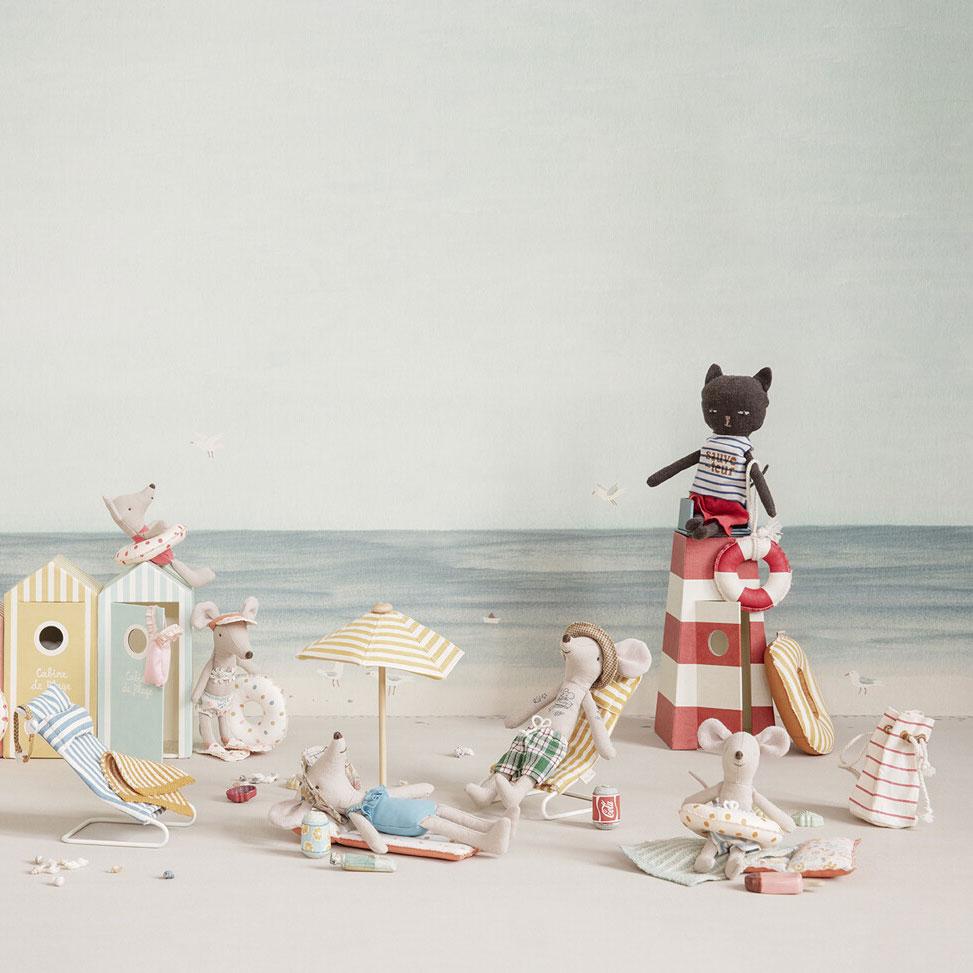 caseta playa - ratones maileg - juguetes verano - regalo ninos - coleccion playa - Liderlamp (2)