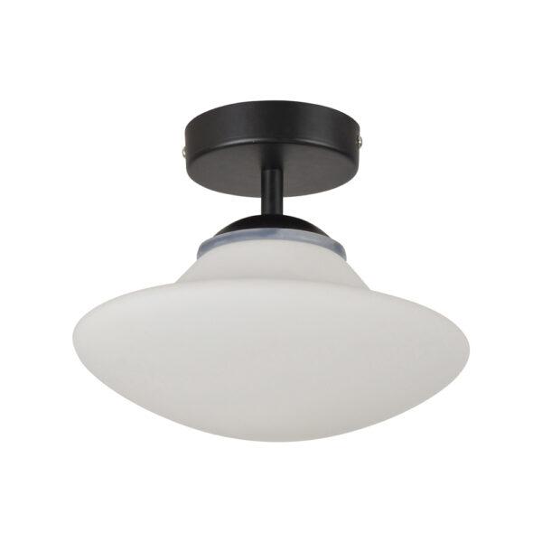 Plafon Wesley - diseno clasico - retro - metal - aplique - Interior y exterior - Liderlamp (1)