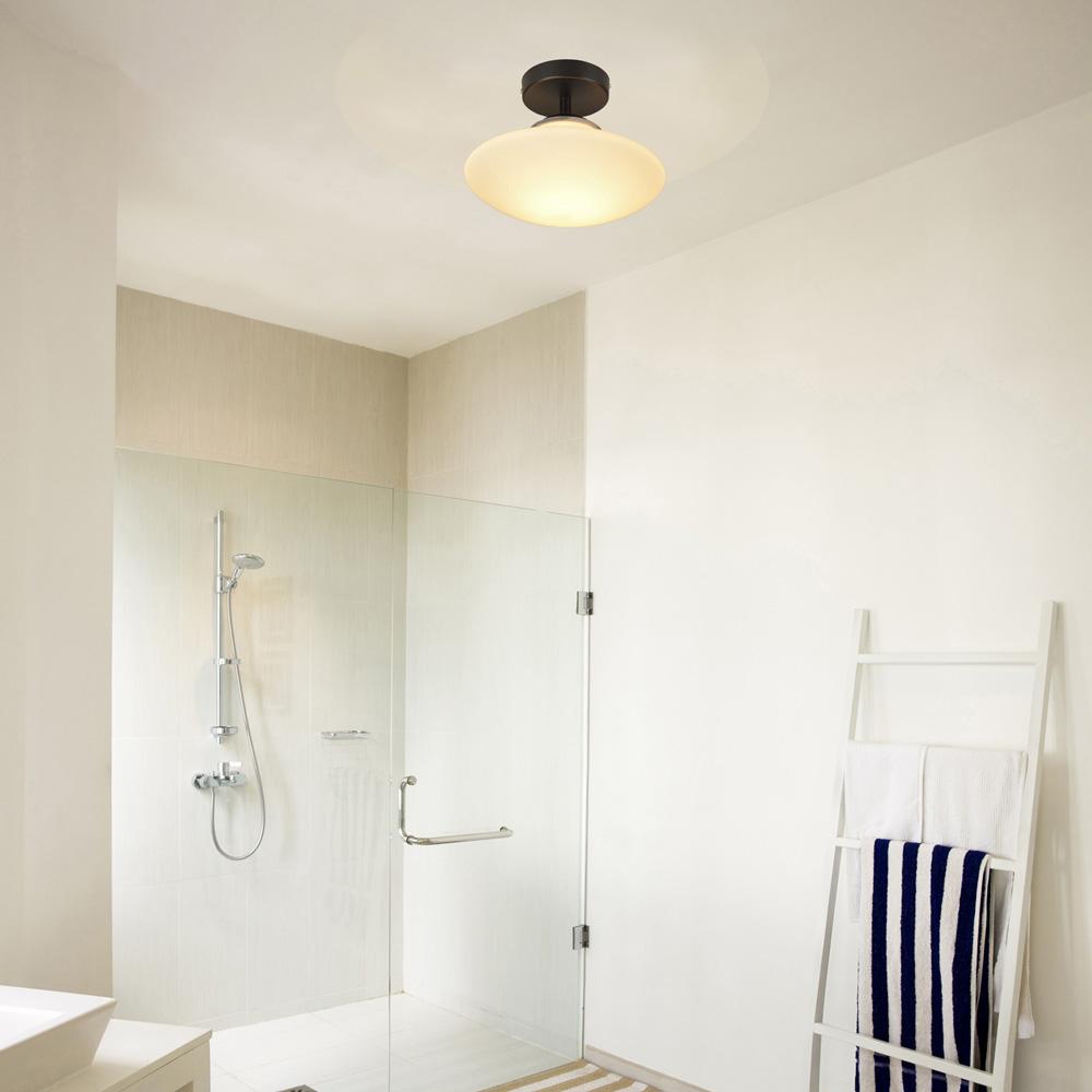 Plafon Wesley - diseno clasico - retro - metal - aplique - Interior y exterior - Liderlamp (4)