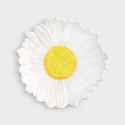 Bol Daisy - vajilla flores - gres - servir la mesa - mesas especiales - Liderlamp (2)