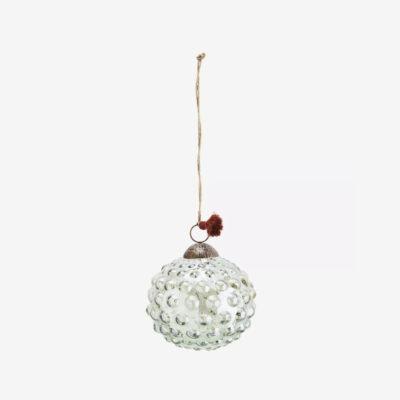 Bola colgante de cristal - dots- adorno - bola de navidad - decoracion - Liderlamp