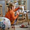 Cesta Jirafa Dinne- natural - almacenaje infantil - organizar juguetes - Liderlamp (1)