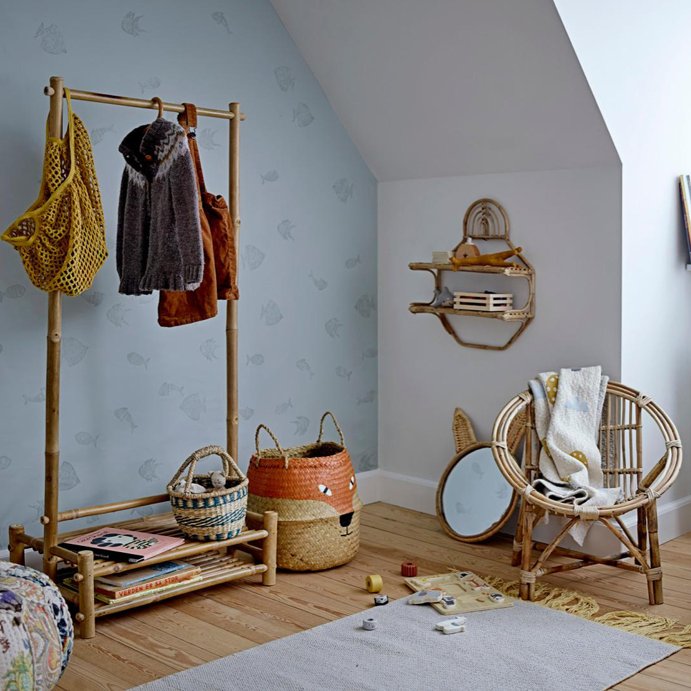 Espejo Holga - fibras naturales - habitacion ninos - mimbre - Liderlamp (1)