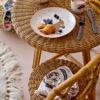 Mesa Ratan Infantil Hortense - fibras naturales - habitacion ninos - Liderlamp (1)