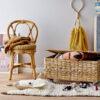 Silla Ratan Infantil Hortense - fibras naturales - habitacion ninos - Liderlamp (1)