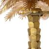 Sobremesa Palmetto - laton - lampara mesa palmera - tropical chic - Liderlamp (1)